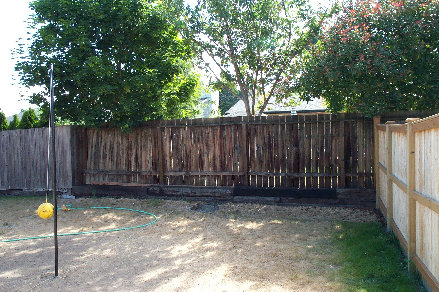 Oil based stain color gallery - North Dallas best fence staining
